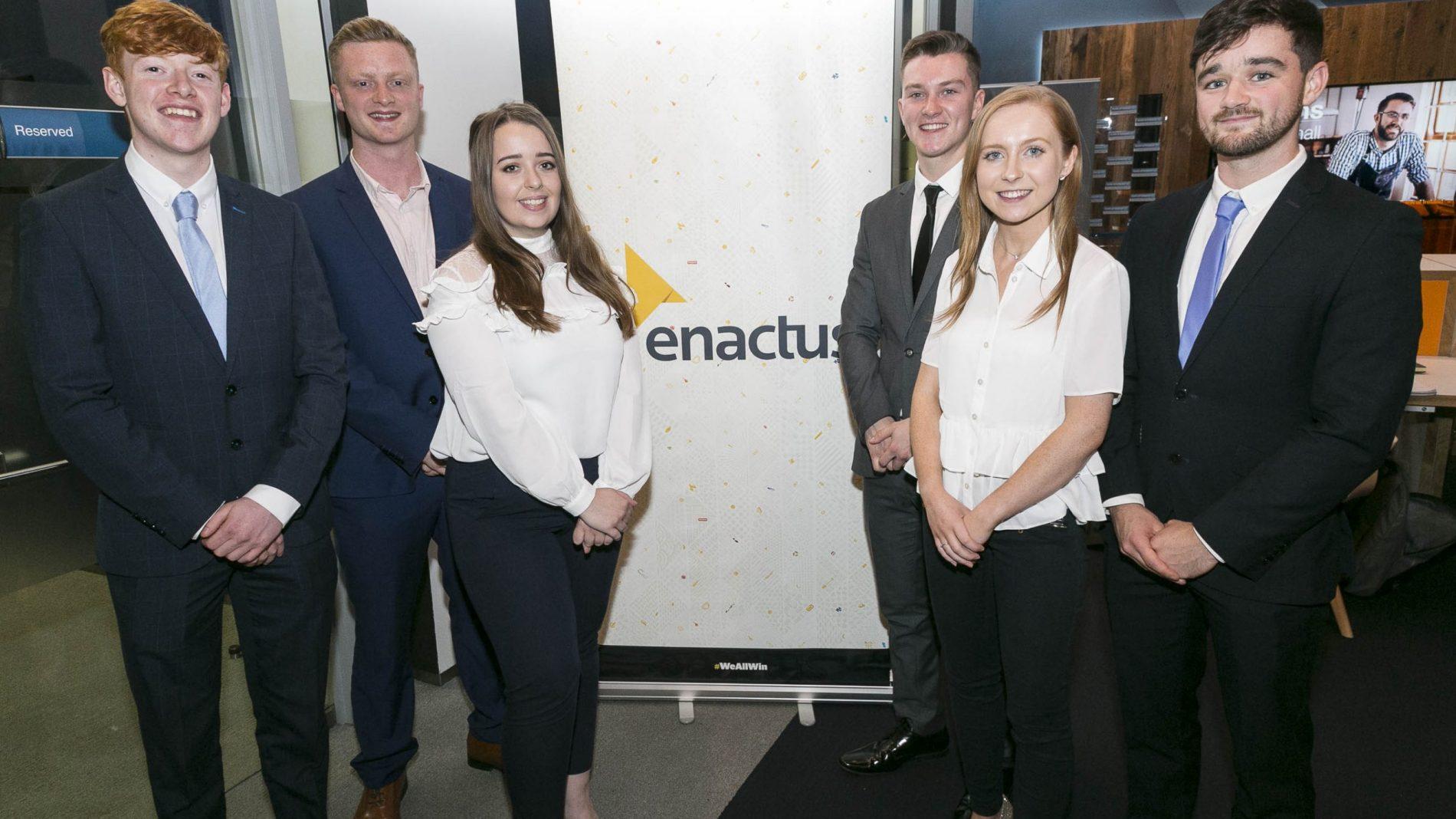 Enactus DCU team