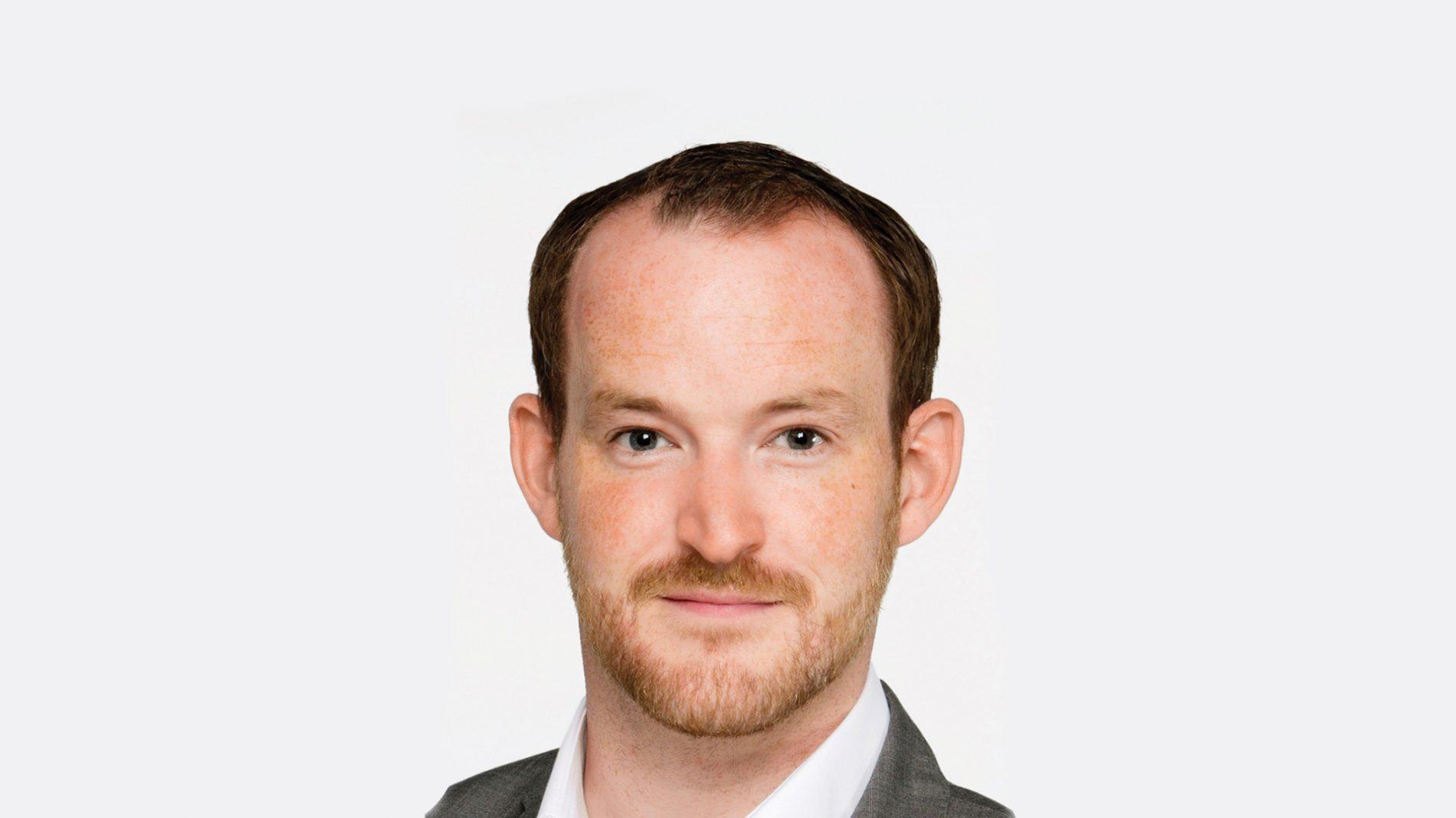 Social Democrats general election candidate Aengus Ó Maoláin