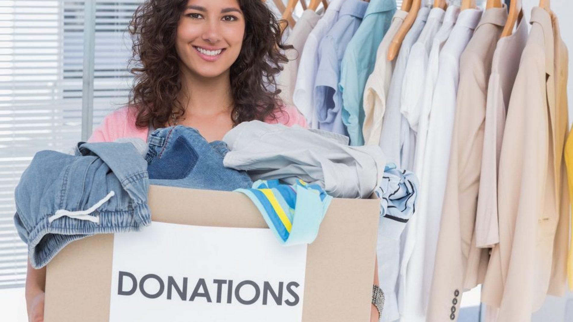 DonationsCharityShop