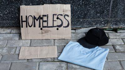 Cardboard for homeless