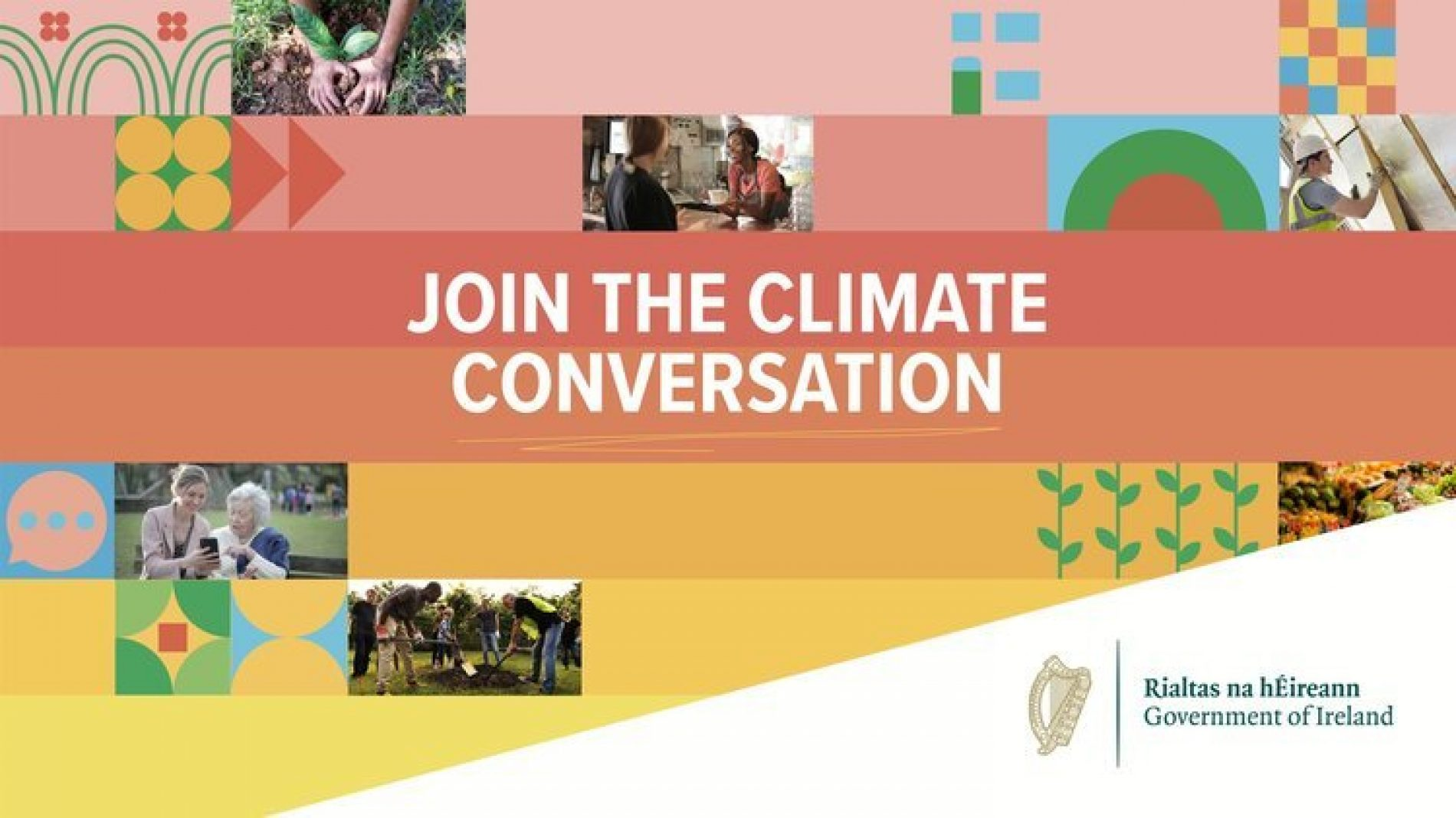Join the Climate Conversations graphic