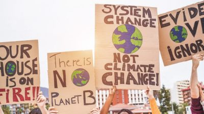 Learn about Climate Change & taking action with SpunOut.ie