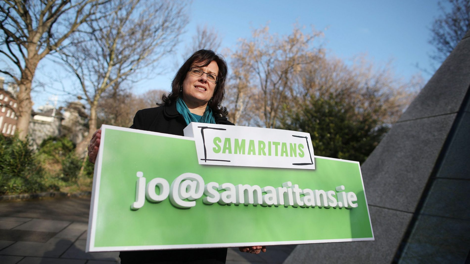 New Samaritans email address