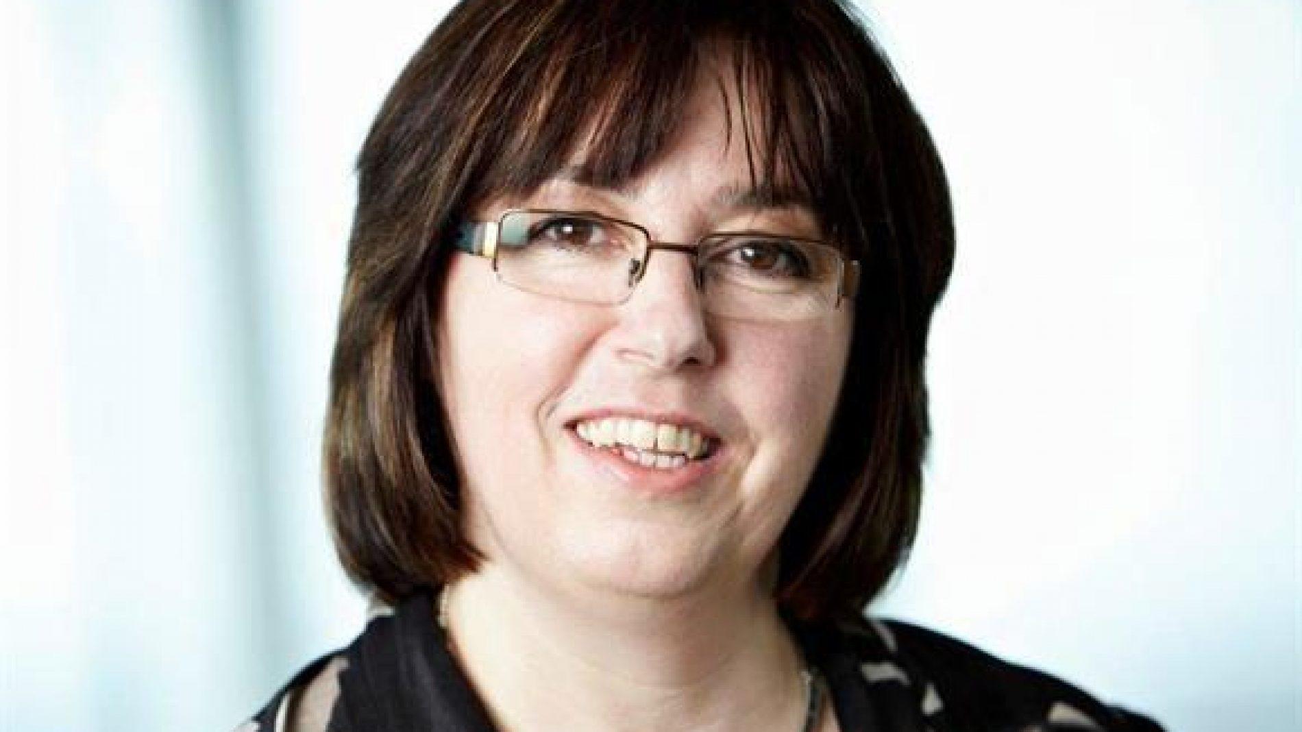 Ruth Sutherland, CEO of the Samaritans