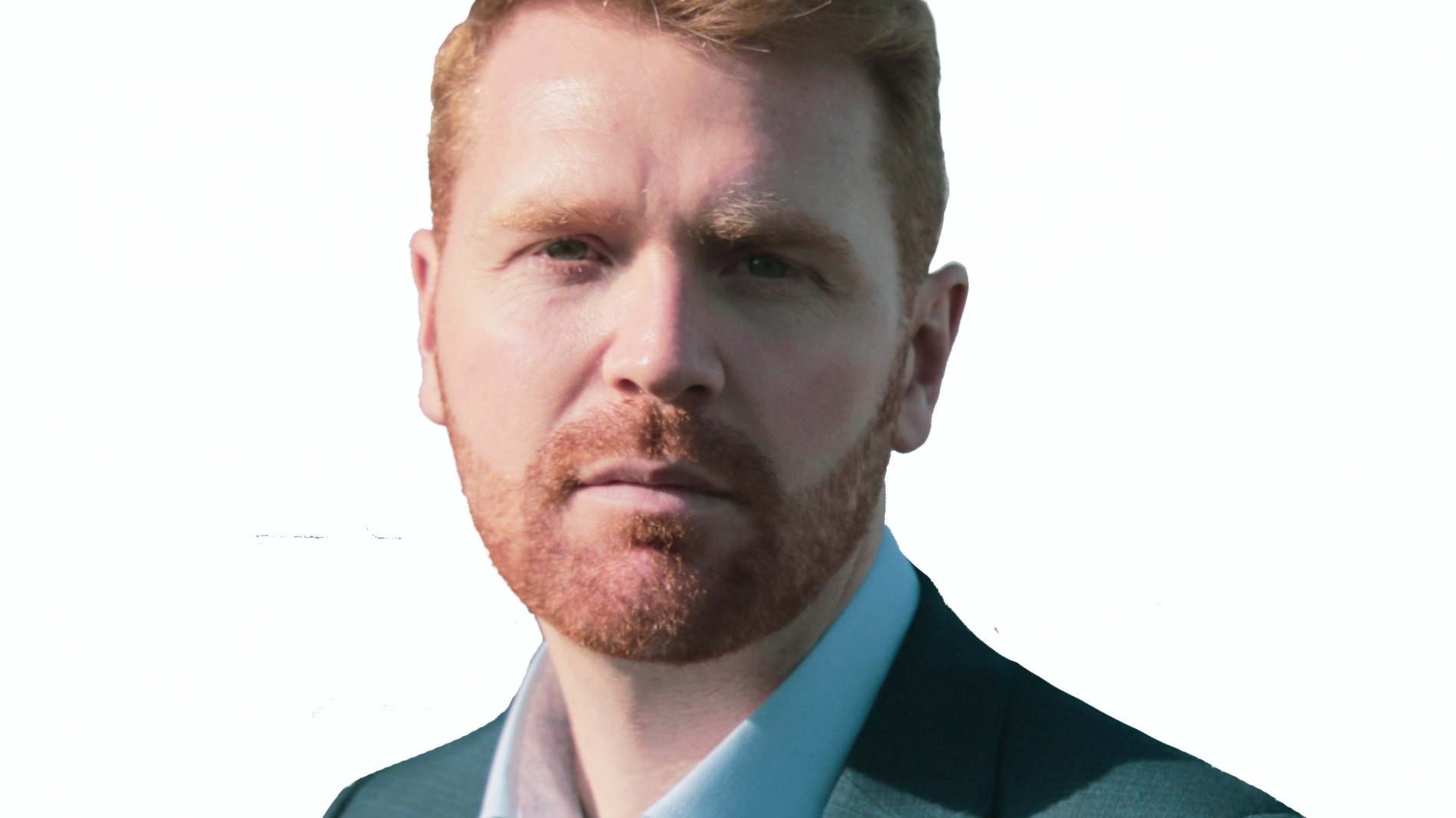 Social Democrats general election candidate Gary Gannon