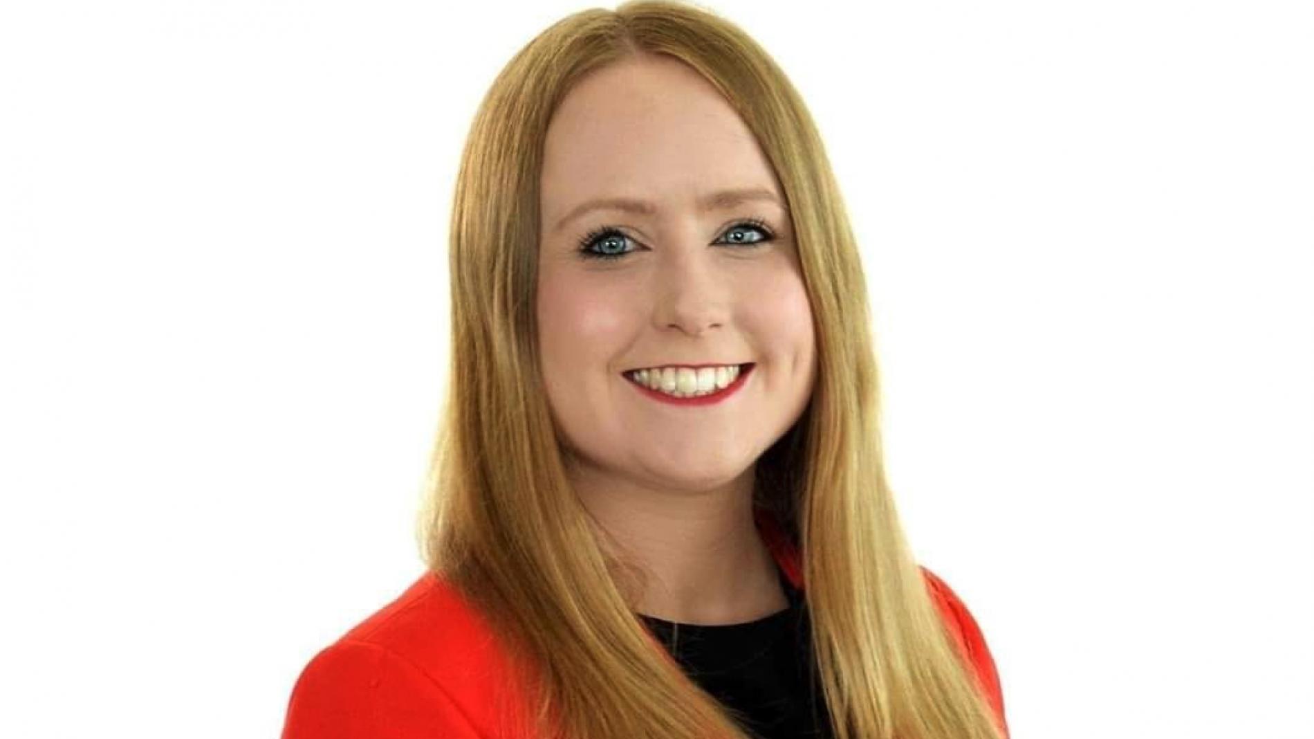 Sinn Féin general election candidate Mairéad Farrell