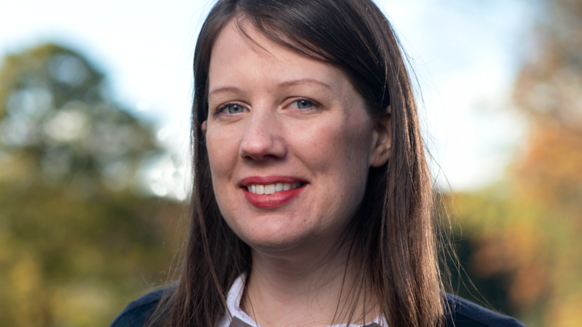 Green Party  general election candidate Louise Heavin