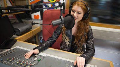 Woman-in-radio