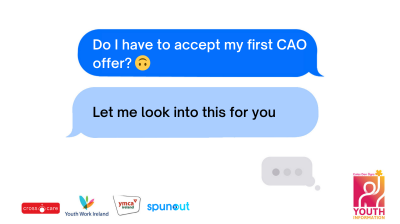 Question about the first CAO offer and an answer of him going to take a look at it