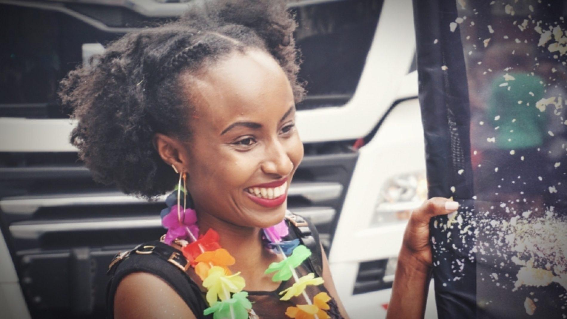 Young-black-person-at-Pride-festival-761tmg