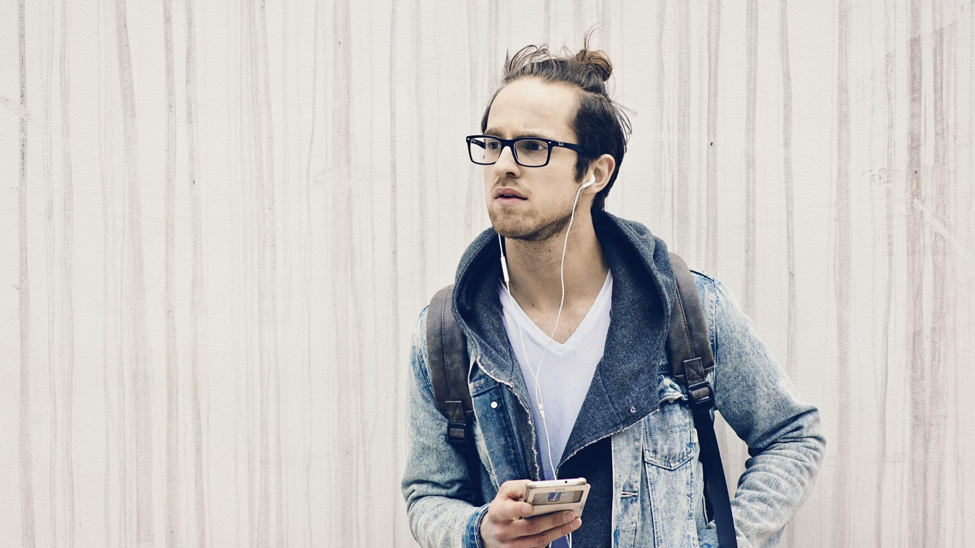 Young-man-with-Aspergers-listening-to-music