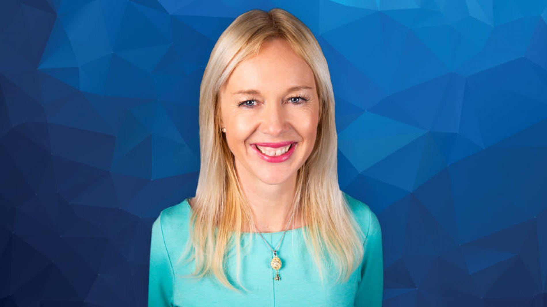 Zeminar speaker Fiona Brennan talks about the power of mindfulness