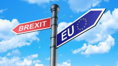 Brexit sign posts