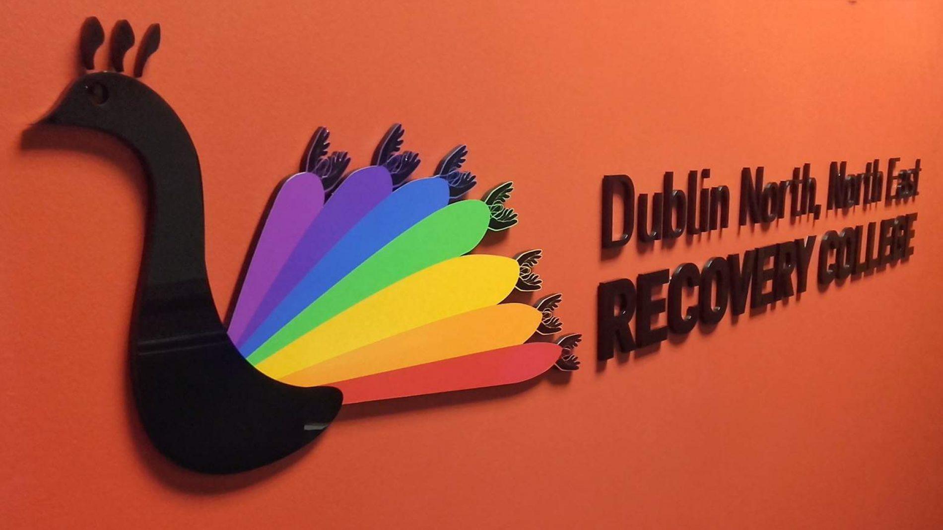 dublin recovery college logo