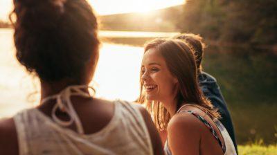 friends-at-a-lake-x8340H