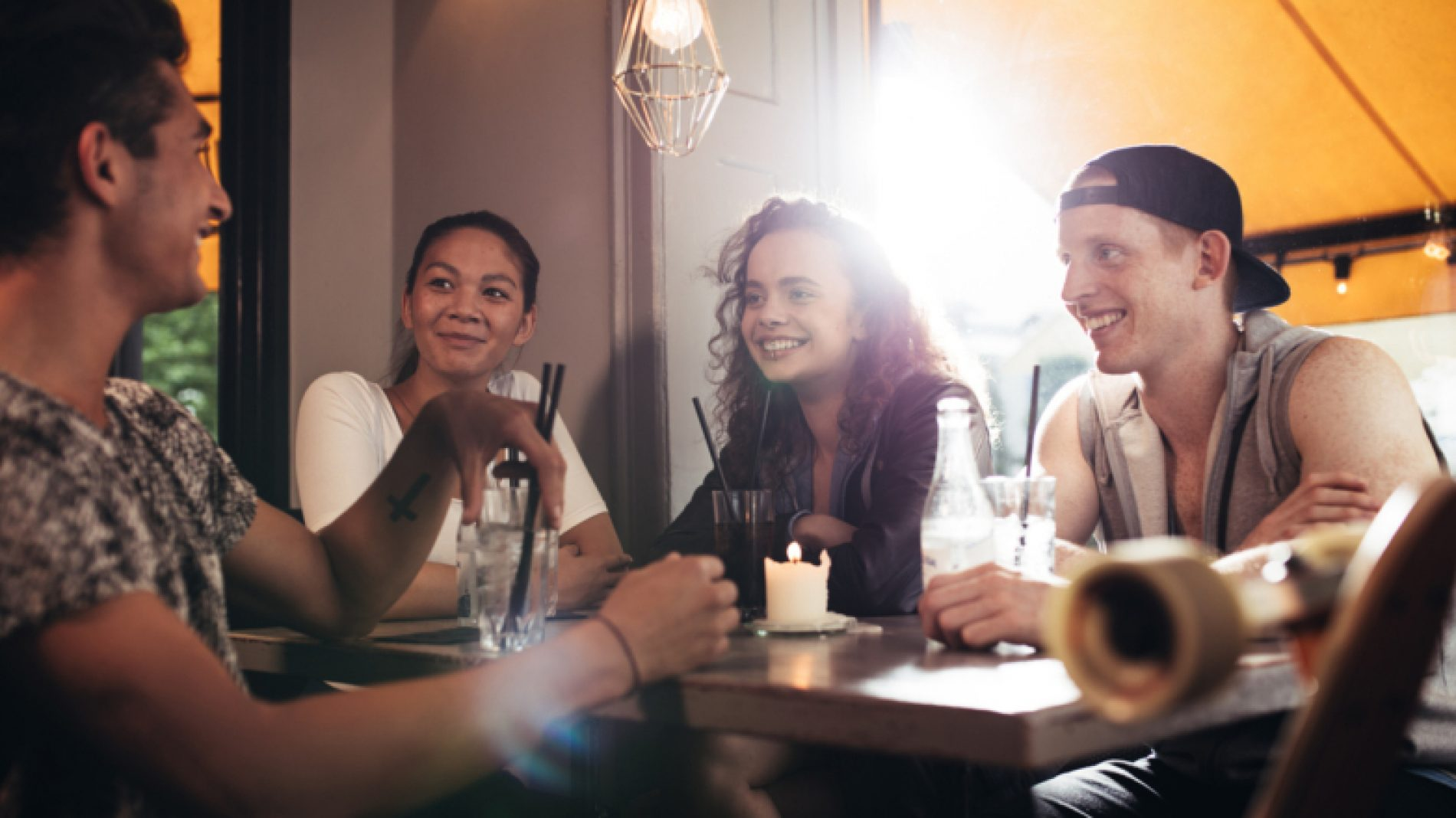 group-of-teenagers-talking-qHU7mH