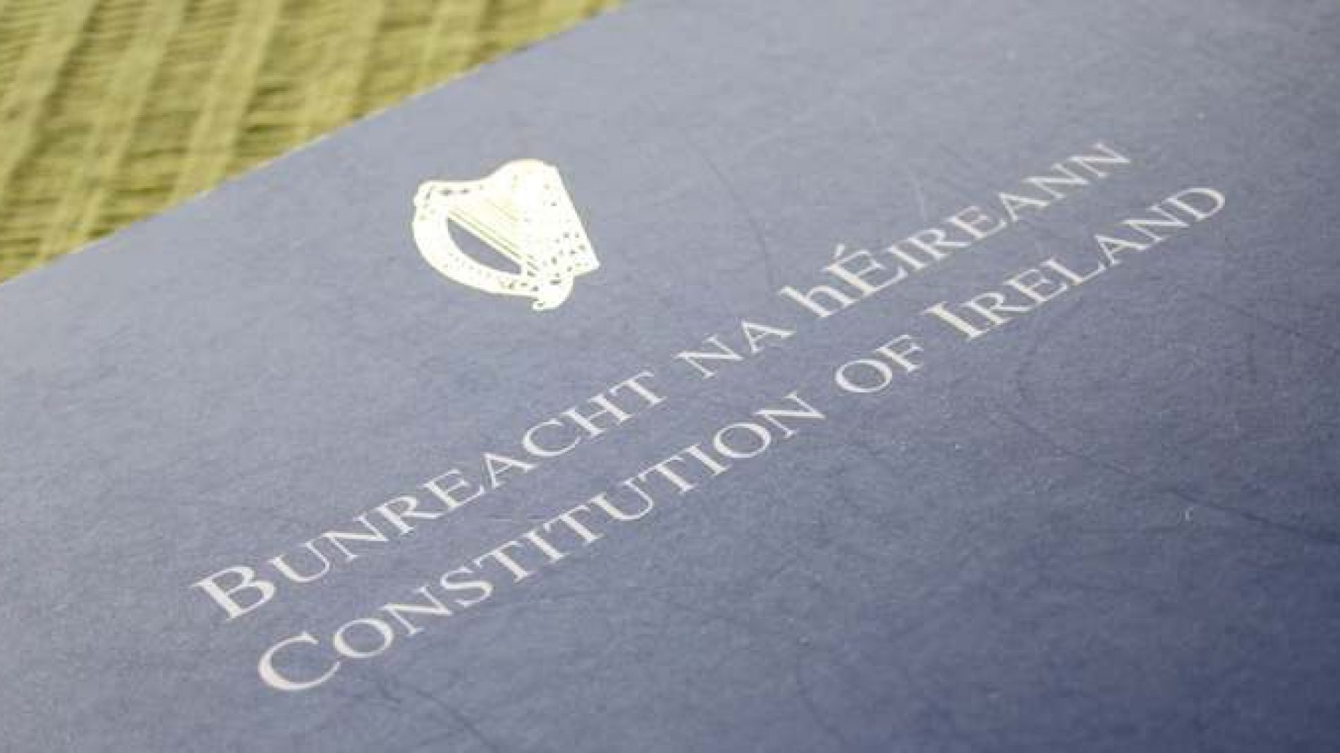 irish constitution