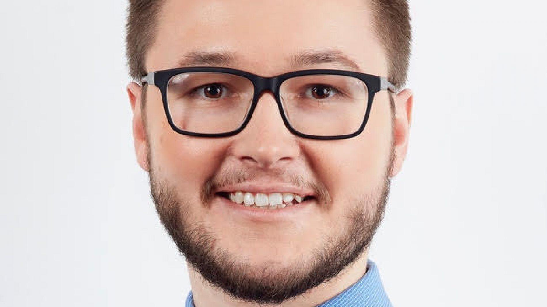 Labour Party general election candidate Liam van der Spek