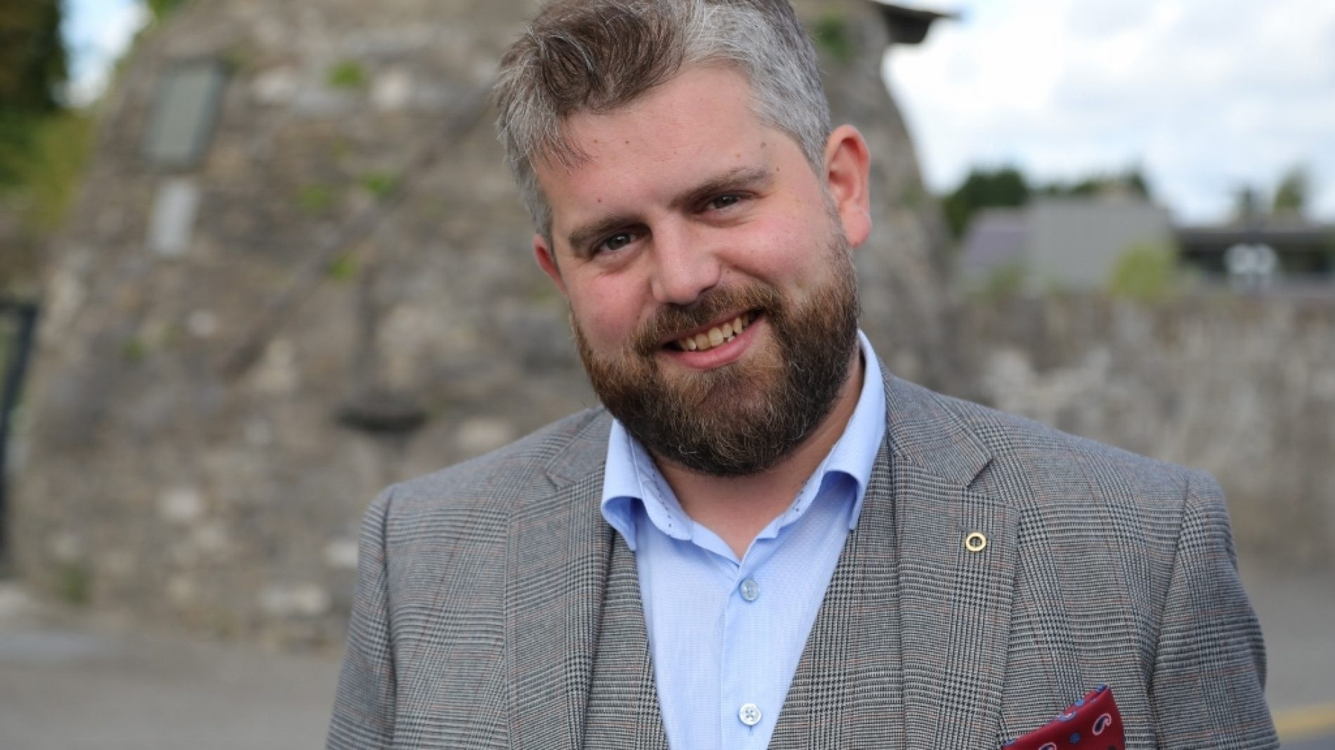 Green Party/Comhaontas Glas general election candidate Peter Kavanagh