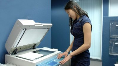 photocopyingwoman