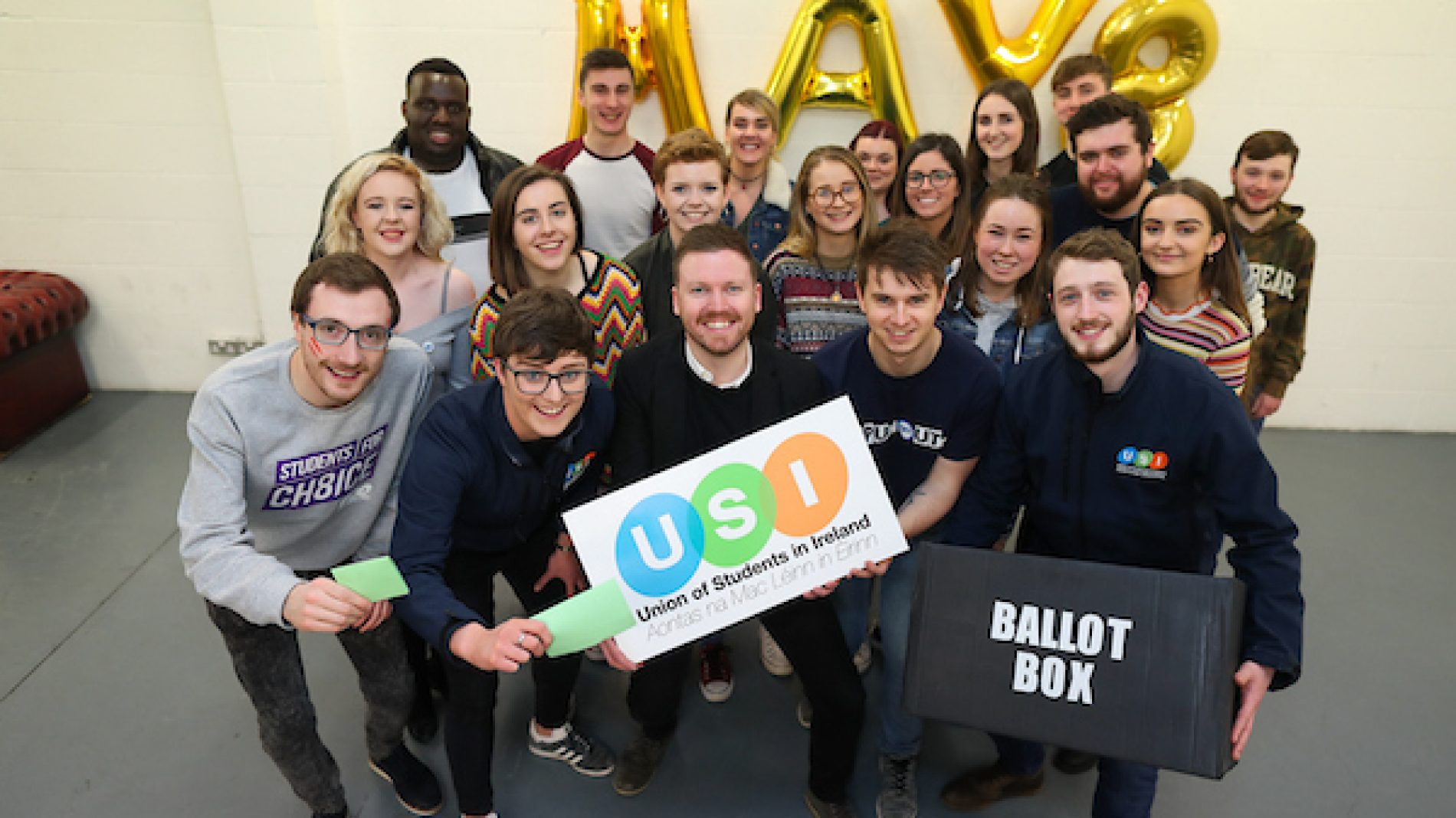 Young people with spunout and usi