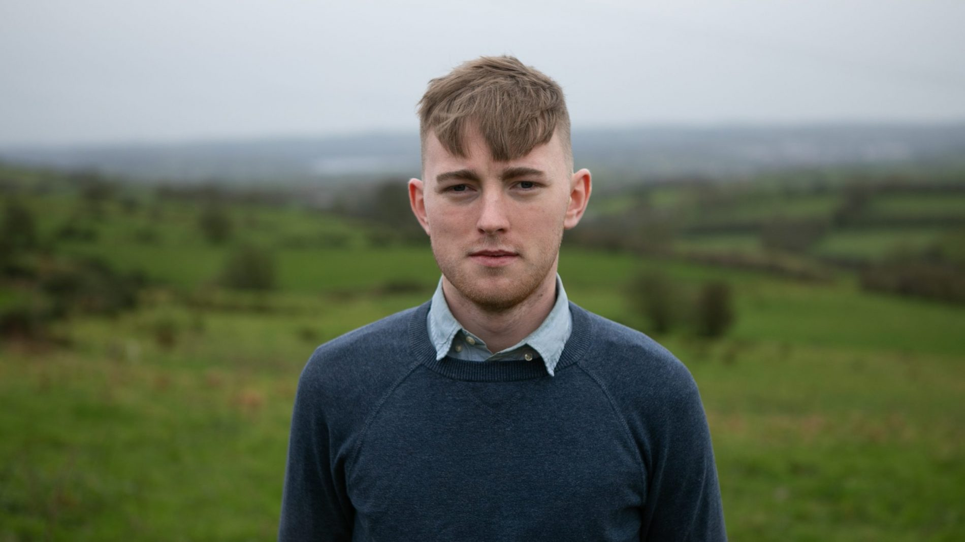 Green Party/ Comhaontas Glas general election candidate Tate Donnelly
